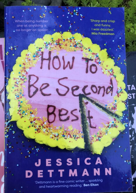 books, authors, literary, weekend reads, free, how to be second best, jessica dettmann