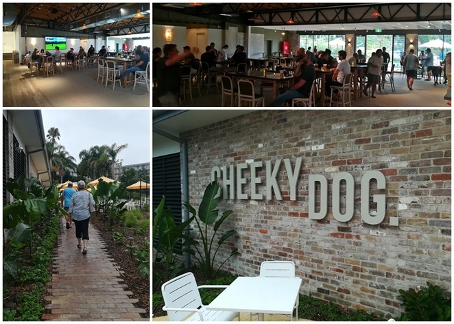 cheeky dog bar, soldiers point, bannisters, NSW, port stephens, soldiers point, bars, restaurants, water views, under rick steins,