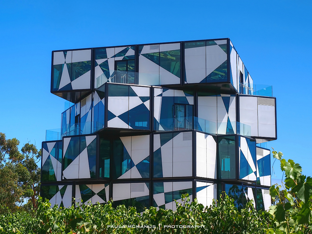 The D Arenberg Cube Adelaide