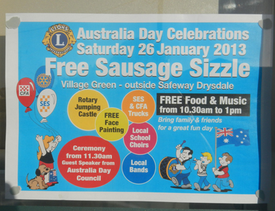 Things To Do Around Geelong This Australia Day