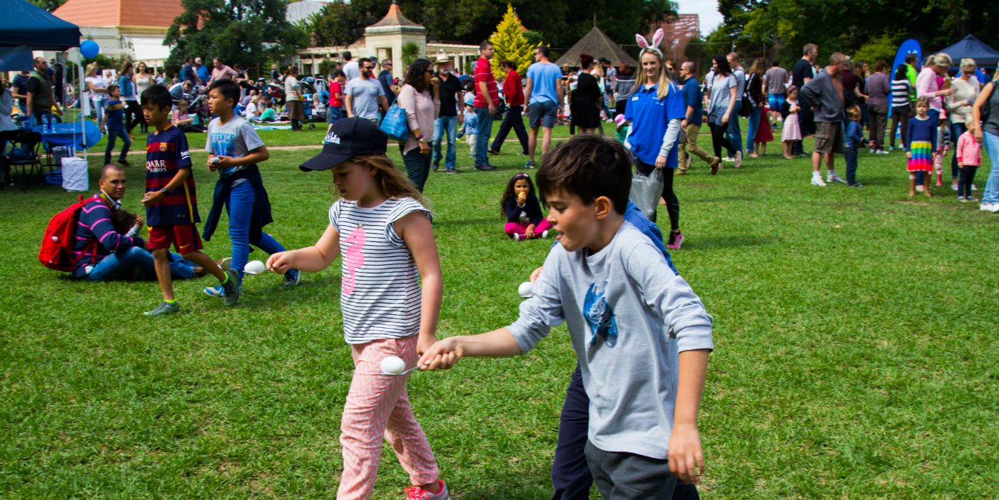 Easter fun day at rippon lea house and gardens melbourne easter fun at rippon lea house 2017 negle Images