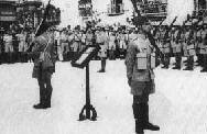 George Cross Presented to the People of Malta