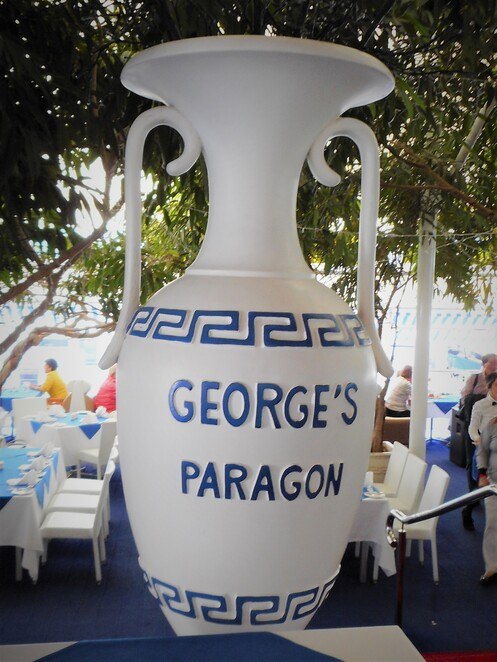 George's Paragon Urn