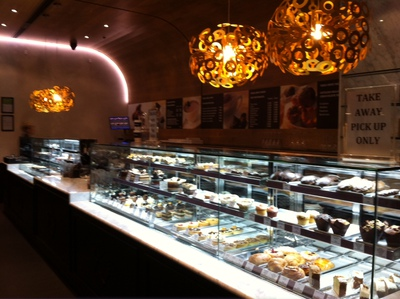 Guylian Chocolate Cafe at Darling Harbour