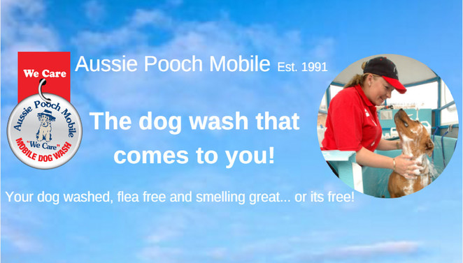 aussie pooch mobile 1 View peter sutton's profile on linkedin  i am committed to providing the aussie pooch mobile level of care every time that i wash or groom one of our 4 legged.