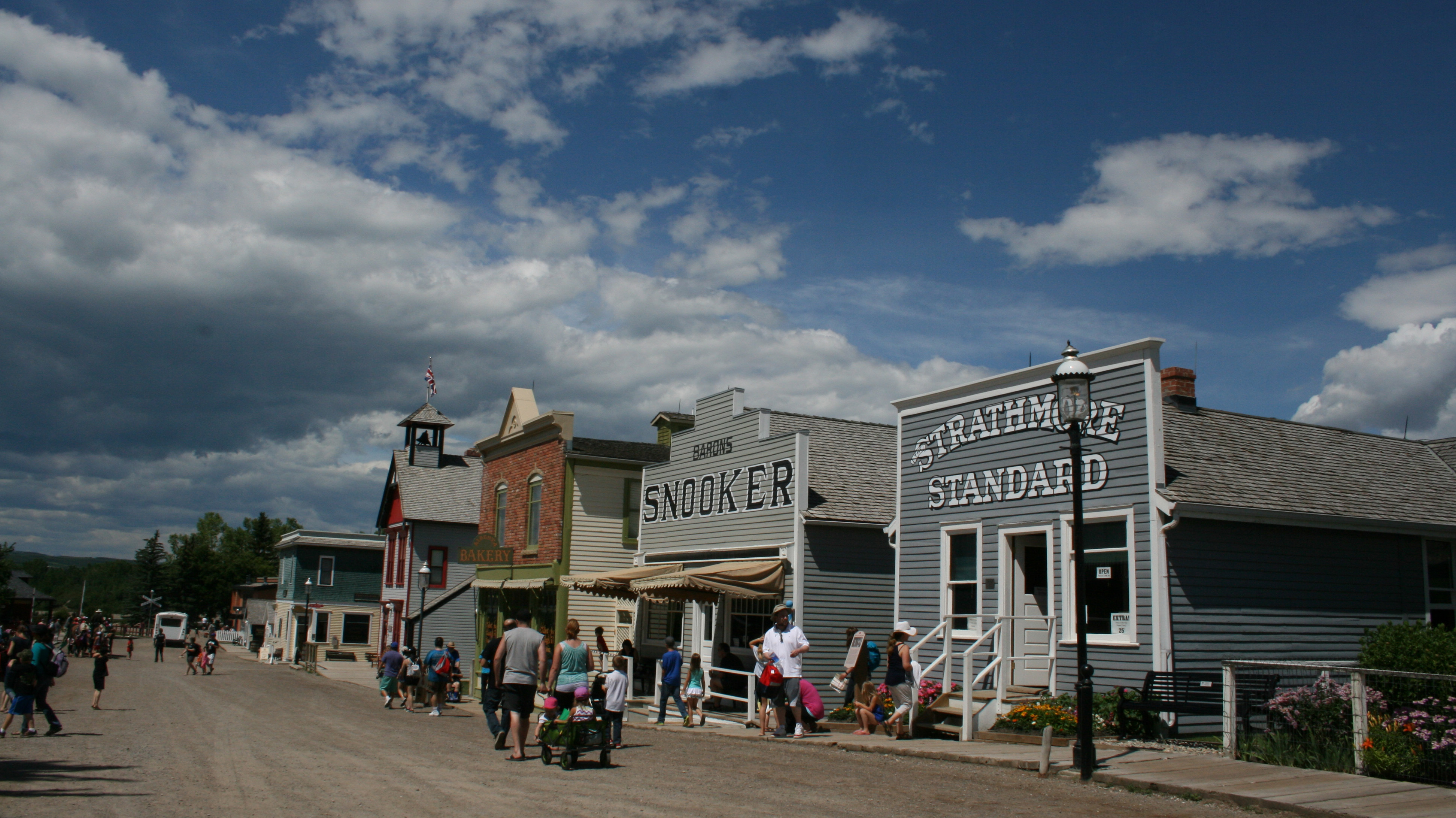 Find A Gas Station >> Heritage Park Historical Village - Calgary