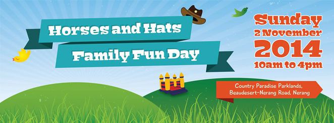 Horse and Hats Family Fun Day