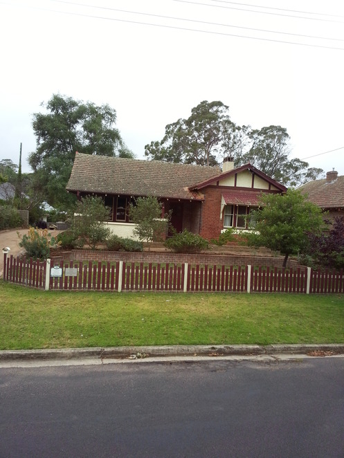 House where Sir Donald Bradman lived