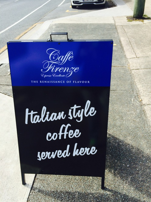 Italian Coffee Brisbane
