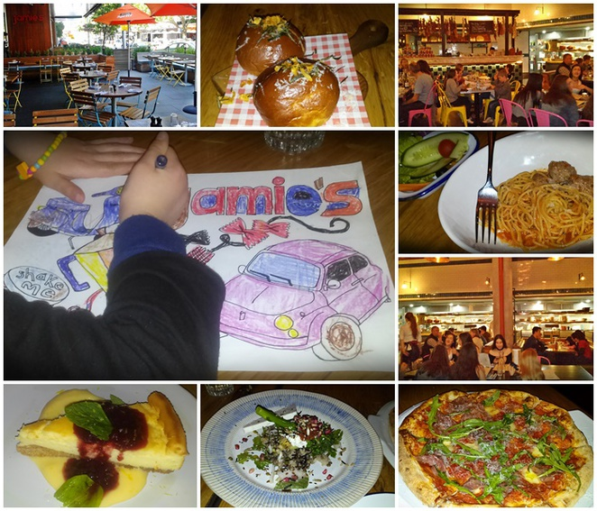 jamies italian, canberra, family friendly, pizza, kids, toddlers, children, jamie oliver, ACT, dinner, lunch,