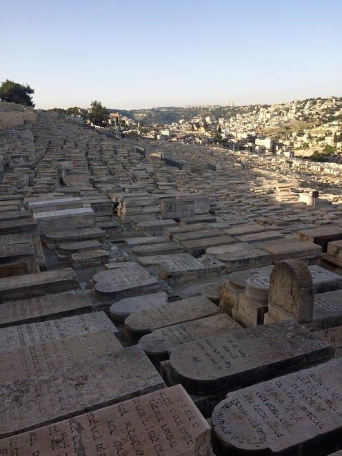 jerusalem, prophets, tombs, mount of olives