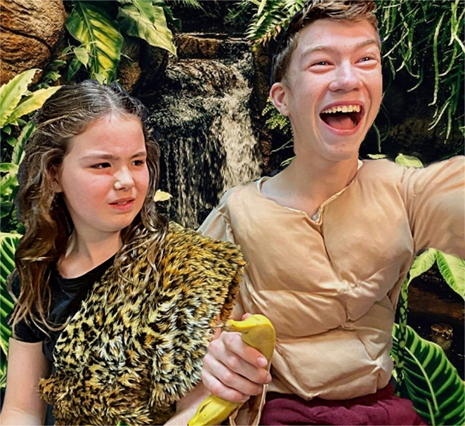 Jungle Book The Musical, Don Russell Performing Arts Centre, Rudyard Kipling, Laughing Horse Productions, theatre, play, stage, performing arts, Mowgli, kids