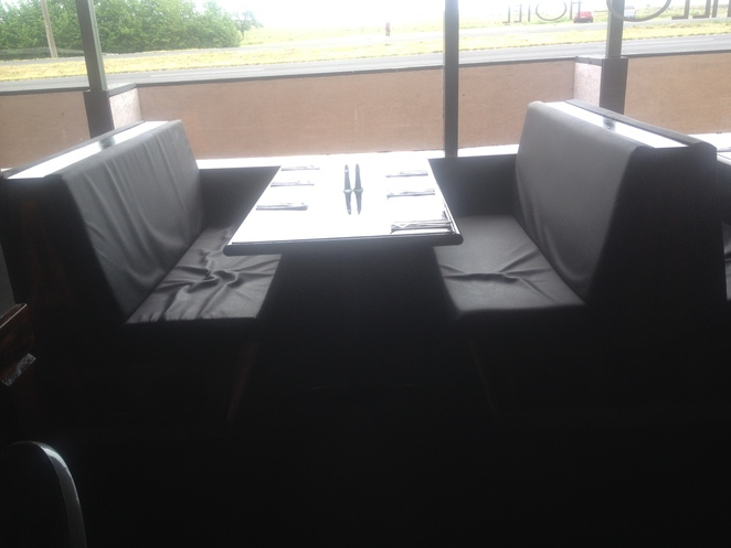 The Cafe Style Chairs and Tables