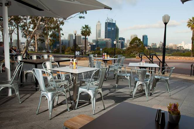 Kings Park, Perth city, Perth cbd, view, swan river, fraser's, restaurant, cafe, licensed, breakfast, lunch, dinner, date