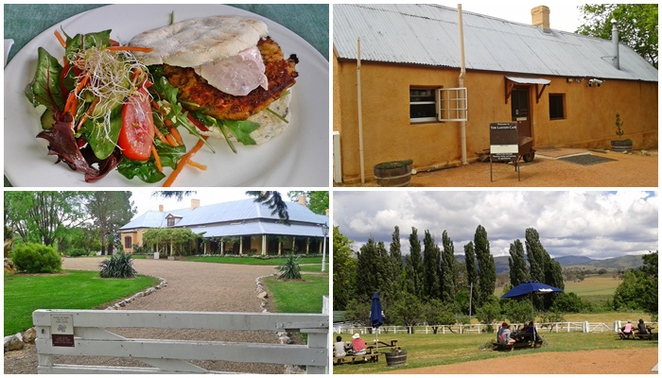 lanyon homestead, drives from canberra, ACT, road trips, historical houses,
