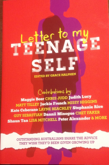 Letter to my Teenage Self Book Review