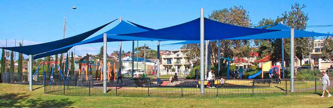 Malabar Playground, eastern Suburbs fenced playgrounds