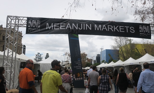 Meeanjin Markets, indigenous, may cross