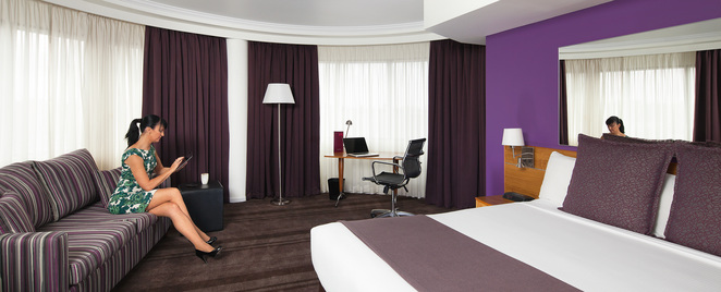 mercure sydney, mercure central, mercure room