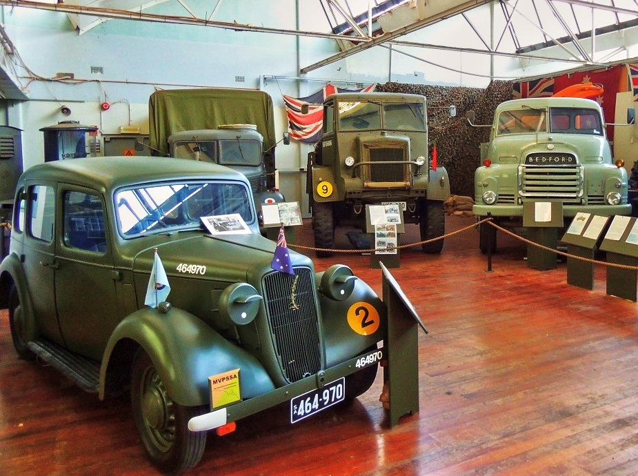National Military Vehicle Museum - Adelaide