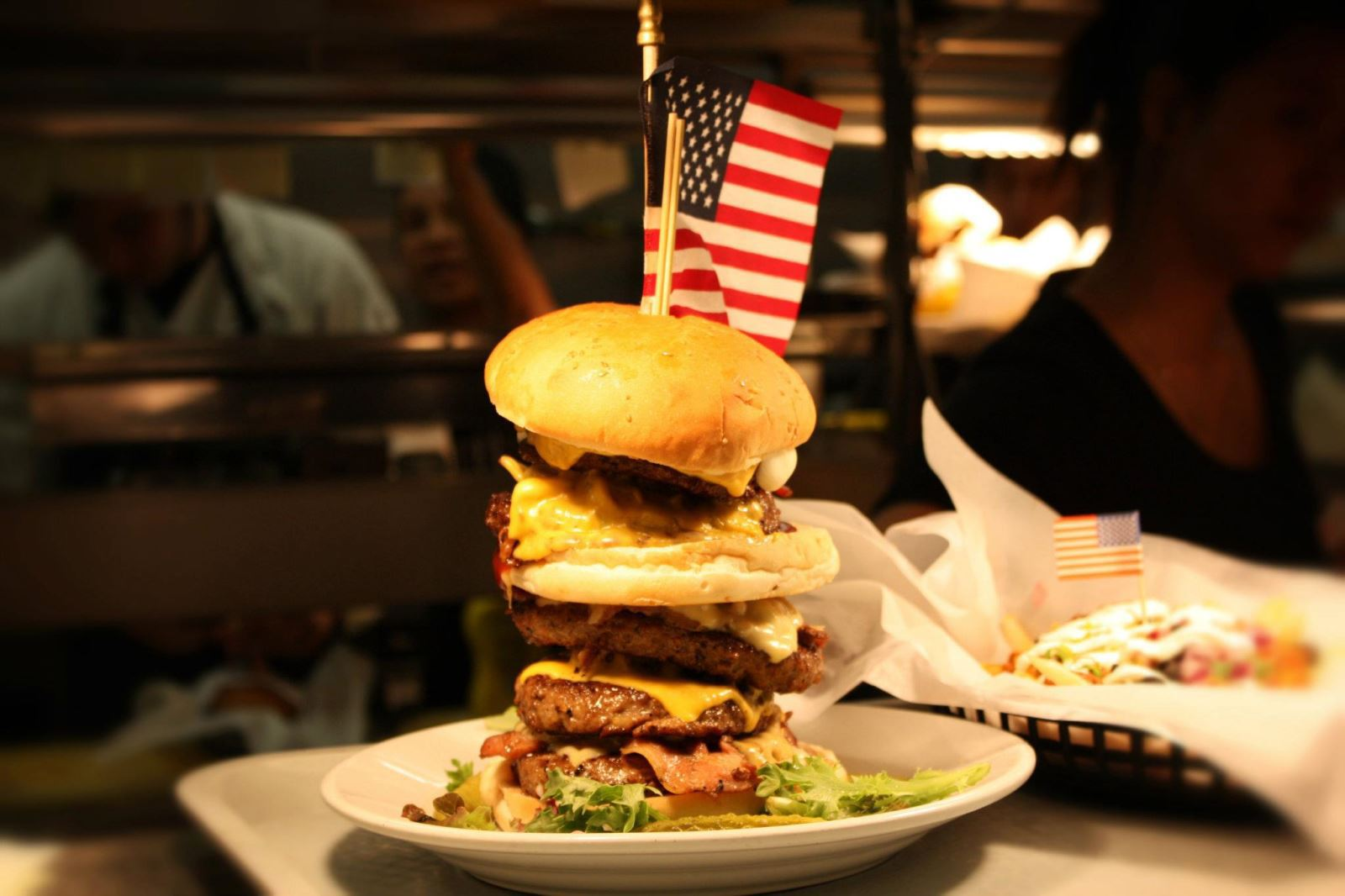Top 5 eating challenges in melbourne melbourne for American cuisine melbourne