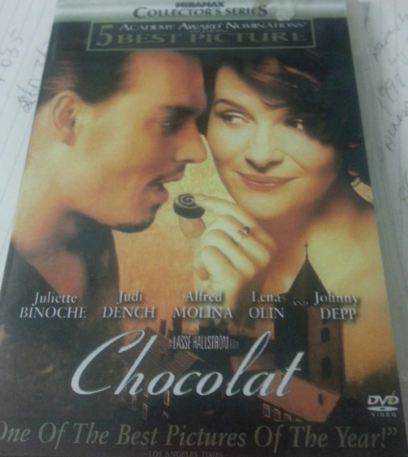 Movies, Chocolate, Mt Tamborine