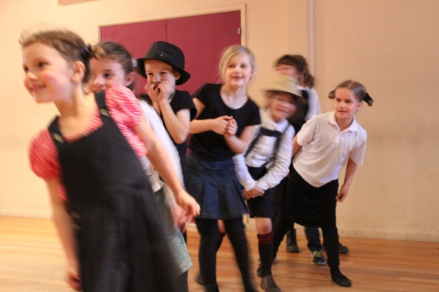 music theatre bootcamp, melbourne holiday programs