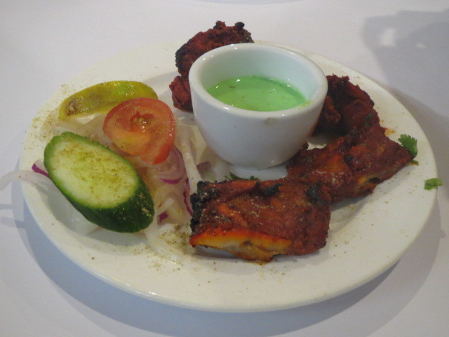 New India Restaurant, Chicken Tikka, Adelaide