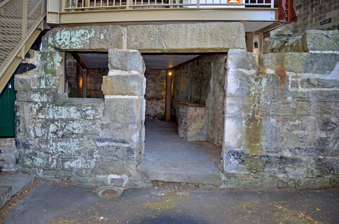 New South Wales NSW Sydney The Rocks Historic Precinct ConvicHistory Places To Visit Things To See