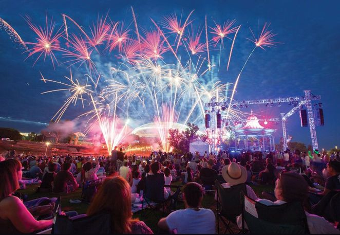 New Years Eve party, New Years Eve in Adelaide, new years eve, adelaide, fireworks, footbridge, NYE, free, river torrens, new years eve fireworks