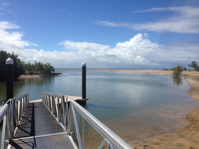 North Currigee Jetty