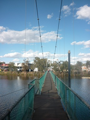 Northam Suspension Bridge