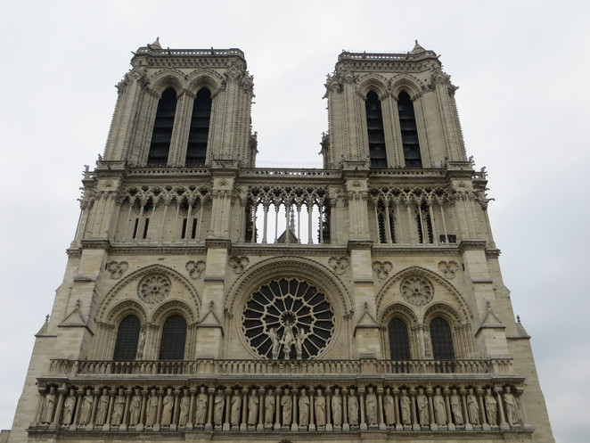 notre, dame, paris, Catholic, cathedral