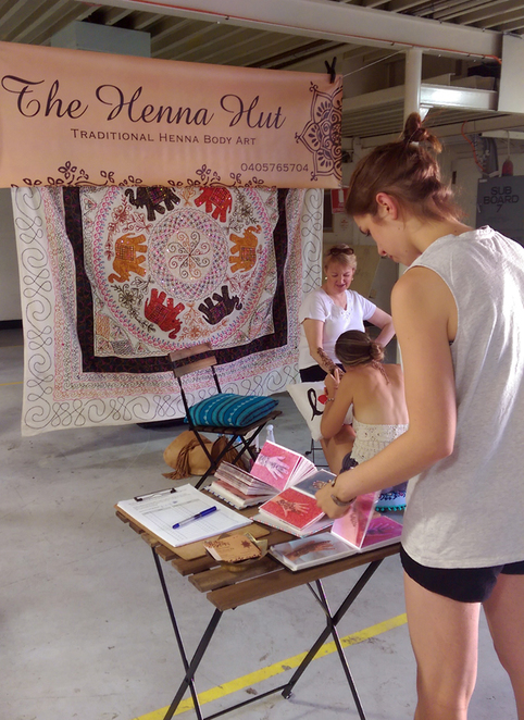 Organic, Sustainable, Market, Bowden, Henna, Coffee, Saturday, Adelaide