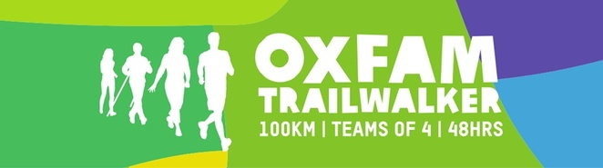 Oxfam,Trail,walker