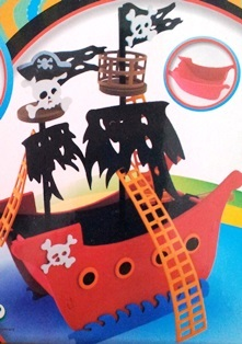 pirate ship, talk like a pirate, jolly roger, flag, skull and crossbones