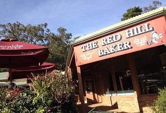 Red Hill baker, Baker, pies, pastries