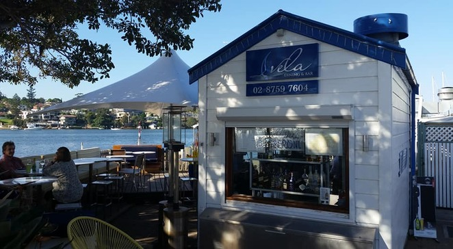 sanders kiosk, cabarita park, cabarita restaurants, cafes with a view