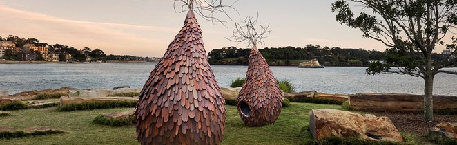 Sculpture at Barangaroo, things to do in August in Sydney, free events in Sydney, Sydney harbour headland, Walumil Lawn, Barangaroo first birthday, Barangaroo Reserves first birthday party, family friendly events in Sydney