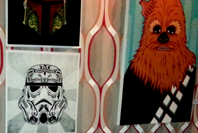 Star Wars Posters at The SG