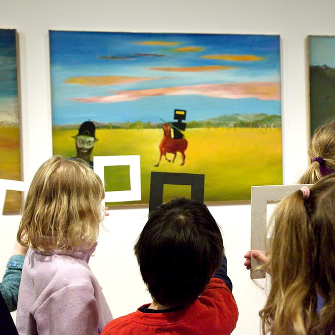 start with art, national gallery of australia, canberra, art, kids, preschooler, toddler, february, 2018,