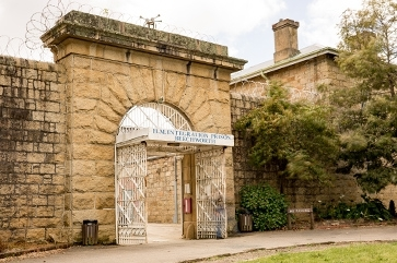 The Beechworth Goal is a must visit