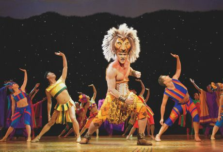 The Lion King Musical Brisbane