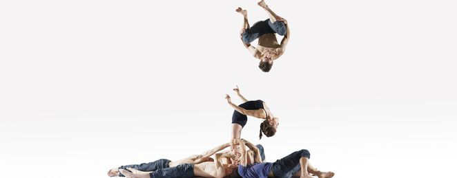'The Physical Impossibility of Disappearing' by Circa Contemporary Circus
