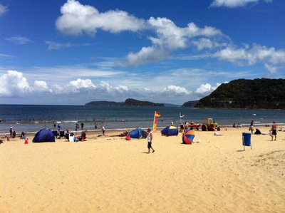Umina Beach Central Coast