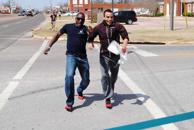 walk a mile in her shoes, panthers, walk, hawthorne, charity