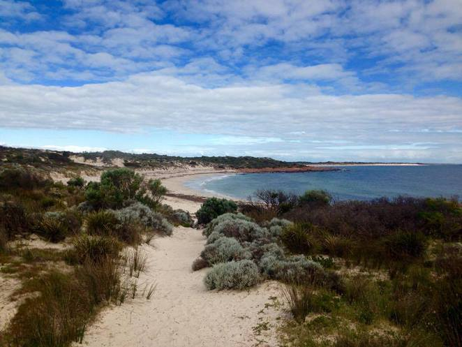 where to get away from everything adelaide rural country towns peninsula beach coast peaceful peace and quiet calm