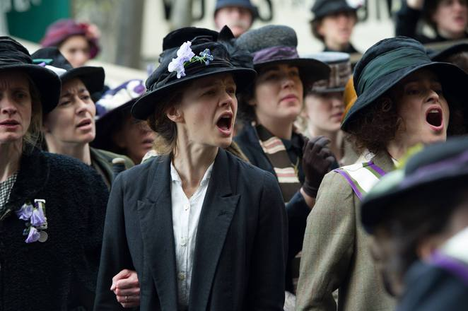 Suffragette - out on Boxing Day 2015