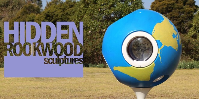 Art, Exhbitions, Free, NSW, Rookwood, Near Sydney, Outdoors, History, Learn Something