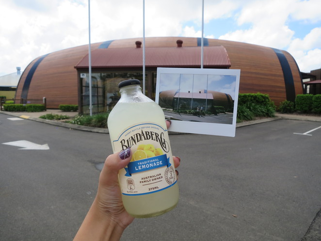 big things, australia, road trip, attraction, tourist, queensland, brisbane, cairns, bundaberg, bundaberg lemonade, alcohol, drinks